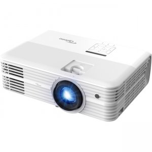 Optoma Voice Assistant-Compatible 4K UHD Projector UHD52ALV