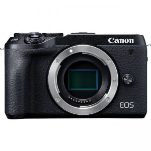 Canon EOS Mirrorless Camera Body Only 3611C001 M6 Mark II
