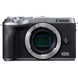 Canon EOS Mirrorless Camera Body Only 3612C001 M6 Mark II