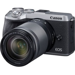 Canon EOS Mirrorless Camera with Lens 3612C021 M6 Mark II