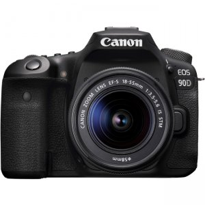 Canon EOS Digital SLR Camera with Lens 3616C009 90D