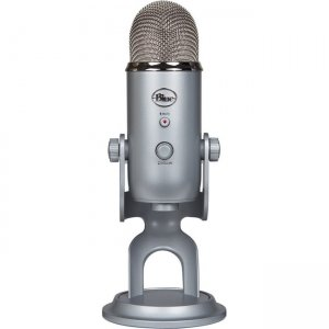 Blue Yeti Professional Multi-Pattern USB Mic for Recording & Streaming 988-000077