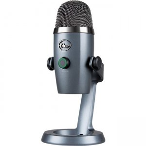 Blue Yeti Nano Premium USB Microphone for Recording & Streaming 988-000087
