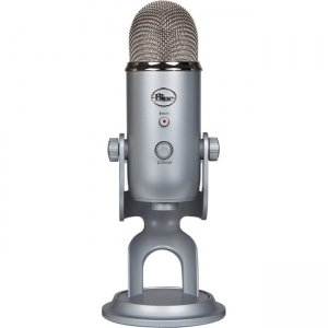 Blue Yeti Professional Multi-Pattern USB Mic for Recording & Streaming 988-000101