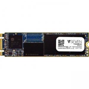 V7 S6000 3D NAND PC SSD - SATA III 6 Gb/s, 500GB 2280 M.2 V7S6000M2-500