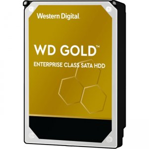 WD Gold Enterprise Class SATA HDD Internal Storage, 10TB WD102KRYZ-20PK WD102KRYZ