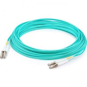 AddOn Fiber Optic Duplex Patch Network Cable ADD-LC-LC-FM-4M5OM4