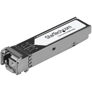StarTech.com Juniper SFP-GE10KT15R13 Compatible SFP Transceiver Module - 1000Base-BX10-D SFPGE10KT5R3