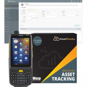 Wasp 2D Mobile Computer with QWERTY Keypad 633809006258 HC1