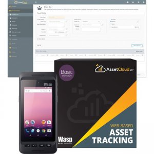 Wasp 2D Android Mobile Computer 633809006289 DR4