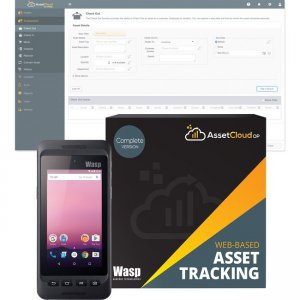Wasp 2D Android Mobile Computer 633809006241 DR4