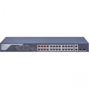 Hikvision Unmanaged Ethernet PoE Switch DS-3E0326P-E2