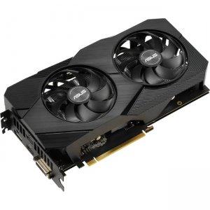 Asus Dual GeForce RTX 2060 OC Edition EVO Graphic Card DUAL-RTX2060-O6G-EVO