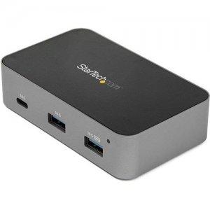 StarTech.com 4-Port USB-C Hub 10 Gbps - 3x USB-A & 1x USB-C - Powered HB31C3A1CS