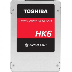 Toshiba-IMSourcing HK6-V Series 6Gbit/s Data Center SATA Mixed Use SSD KHK61VSE3T84