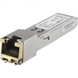 StarTech.com Juniper RX-GET-SFP Compatible SFP Transceiver Module - 1000Base-T RXGETSFPST