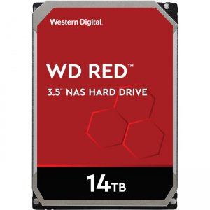WD Red 14TB NAS Hard Drive WD140EFFX