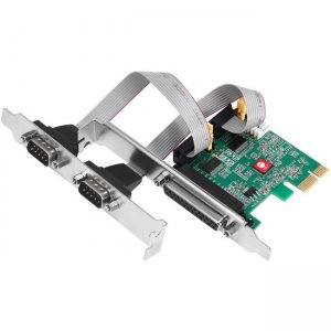 SIIG DP Cyber 2S1P PCIe Card JJ-E20411-S1