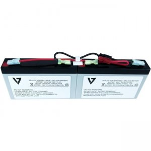 V7 UPS Battery, RBC18, Replacement Battery, APC RBC18-V7