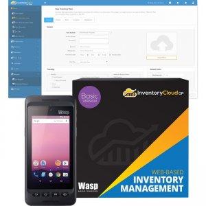 Wasp Handheld Terminal 633809006517 DR4