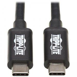 Tripp Lite Thunderbolt 3 Cable, M/M, 0.5 m, Black MTB3-00M5-5A-B