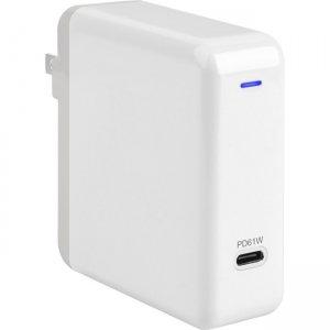 4XEM USB-C 61W Wall Charger 4XUSBCPOWER61W