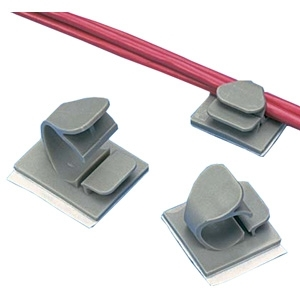 Panduit Adhesive Backed Latching Wire Clip LWC100-A-L20