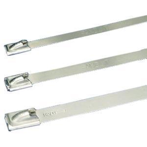 Panduit Enhanced Pan-Steel MLT Series Self-Locking Stainless Steel Cable Tie MLT4EH15-LP316