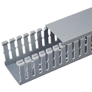 Panduit 6ft Panduct Type F - Narrow Slot Wiring Duct F1.5X2LG6