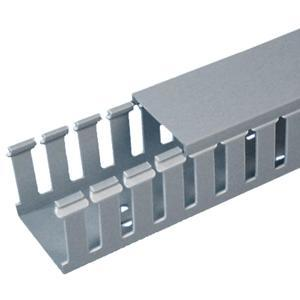 Panduit 6ft Panduct - Wide Slot Wiring Duct G4X2BL6 Type G