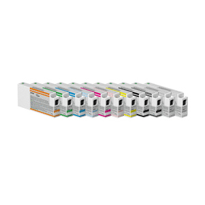 Epson UltraChrome HDR Cyan Ink Cartridge T636200