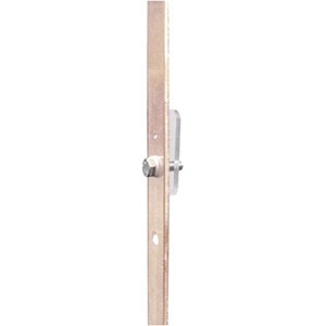 "Middle Atlantic Products Copper Bus Bars, 44 RU, 1"" W BB441 BB-44-1"
