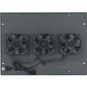 Middle Atlantic Products Fan Top, 285 CFM, ERK Series ERK4FT285CFM