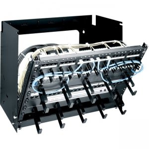 Middle Atlantic Products Cable Management Panel PPM812