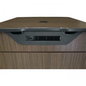 Middle Atlantic Products RFR Cabinet Cooler, 50 CFM, 220V IRFR-CABCOOL50