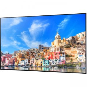 Samsung Edge-Lit 4K UHD LED Display for Business QM85F