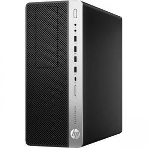HP EliteDesk 800 G3 Desktop Computer - Refurbished 4WR75U8R#ABA