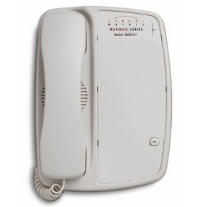 DuVoice Single Line Lobby Telephone TMX-36009 3000LBY