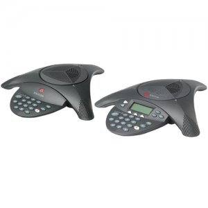Polycom SoundStation2 EX IP Conference Station 2200-16200-122
