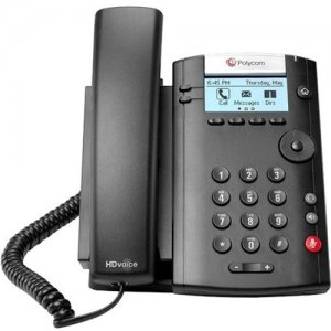 Polycom VVX Business Media Phone 2200-40450-001 201