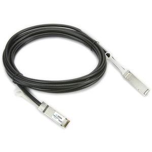Accortec QSFP Network Cable EX-QSFP-40GE-DAC-3M-AX