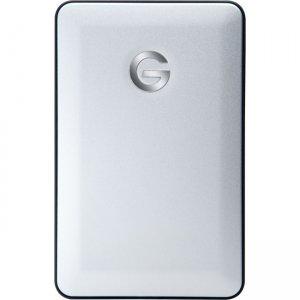 HGST G-DRIVE mobile USB 1000GB 7200 RPM Silver PA 0G02874 GDRU3PA10001BDB