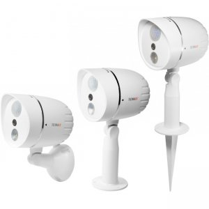 Technaxx HD Outdoor Camera with LED Lamp 4758 TX-106