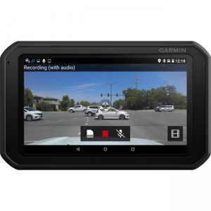 "Garmin & Traffic 7"" RV Navigator with Built-in Dash Cam 010-02228-00 RV 785"