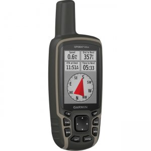 Garmin GPSMAP Handheld GPS with Navigation Sensors 010-02258-10 64sx