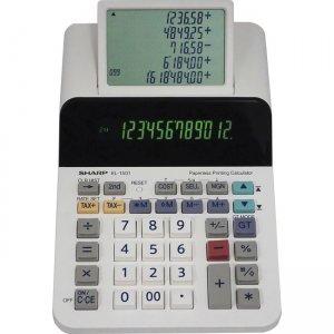 Sharp 12-digit Printing Calculator EL1501 SHREL1501 EL-1501