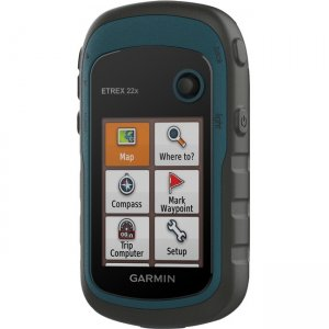 Garmin eTrex Rugged Handheld GPS 010-02256-00 22x
