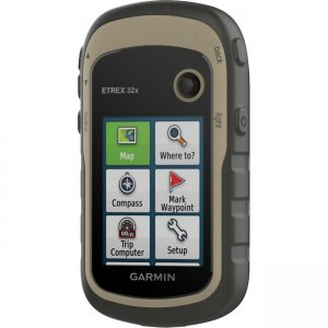 Garmin eTrex Rugged Handheld GPS with Compass and Barometric Altimeter 010-02257-00 32x