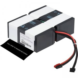 Tripp Lite UPS Replacement Battery Cartridge for Tripp Lite SUINT1000LCD2U UPS System, 24V RBC24S