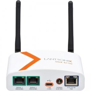 Lantronix SGX 5150 XL Wireless IoT Gateway SGX51502N5ES